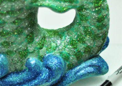 Trace base of mermaid