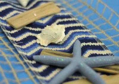 Driftwood & shells