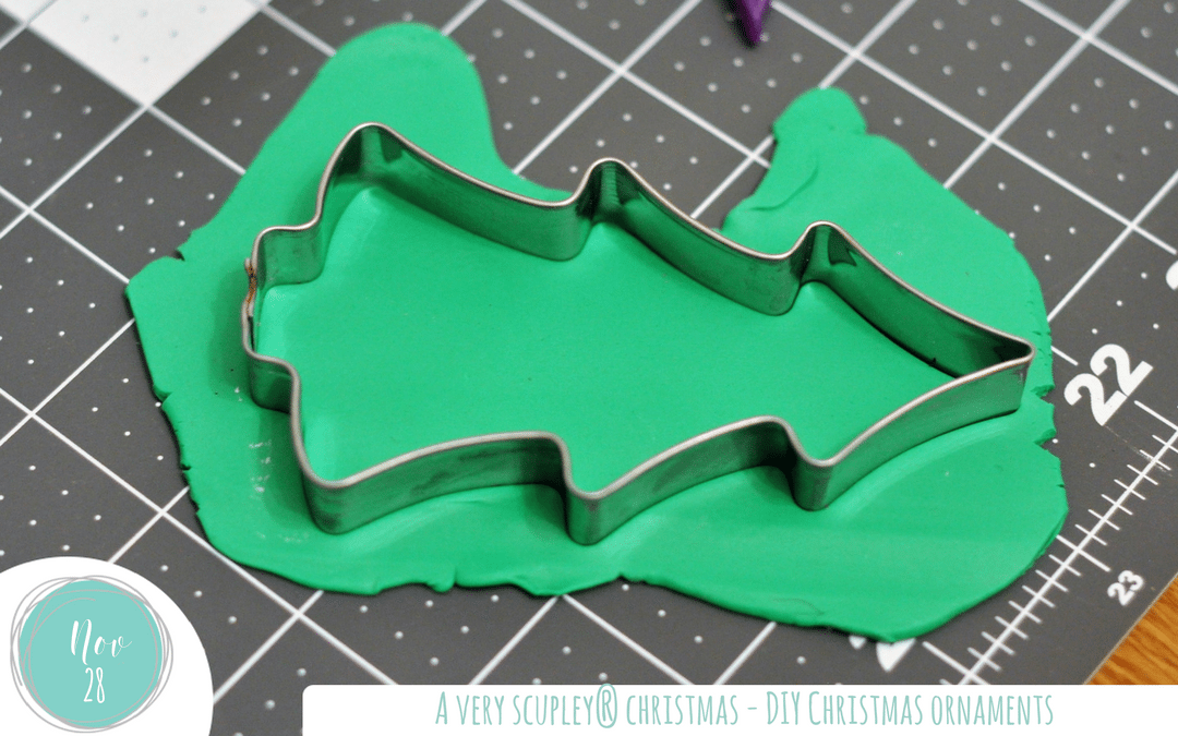 A very Sculpey® Christmas – DIY ornaments