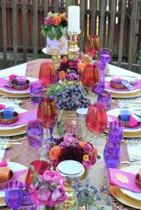 Arabian Nights Bridal Shower | Fern and Maple Events and Party Blog