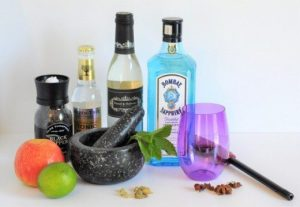 Arabian Spiced Boussa (Kiss) Cocktail Ingredients | Fern and Maple Events