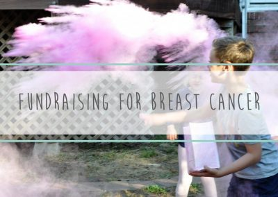 Fundraising for Breast Cancer