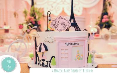 Create a Magical Paris Themed Birthday Party