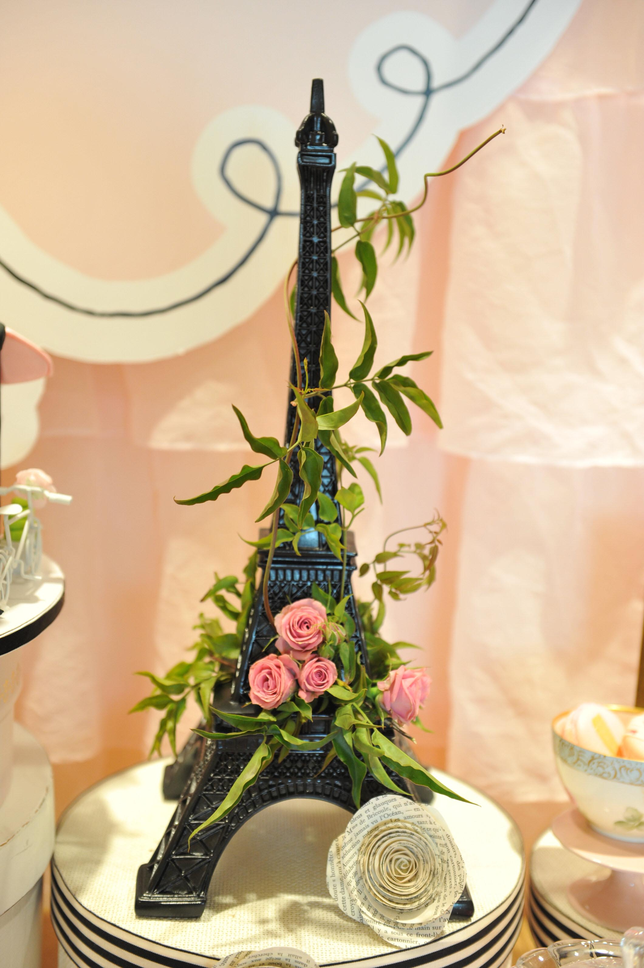 Create A Magical Paris Themed Birthday Party Fern And Maple