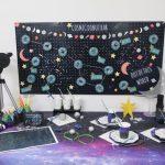 DIY Cosmic Constellation Donut Bar
