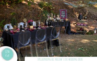 Spellbound Halloween Wedding