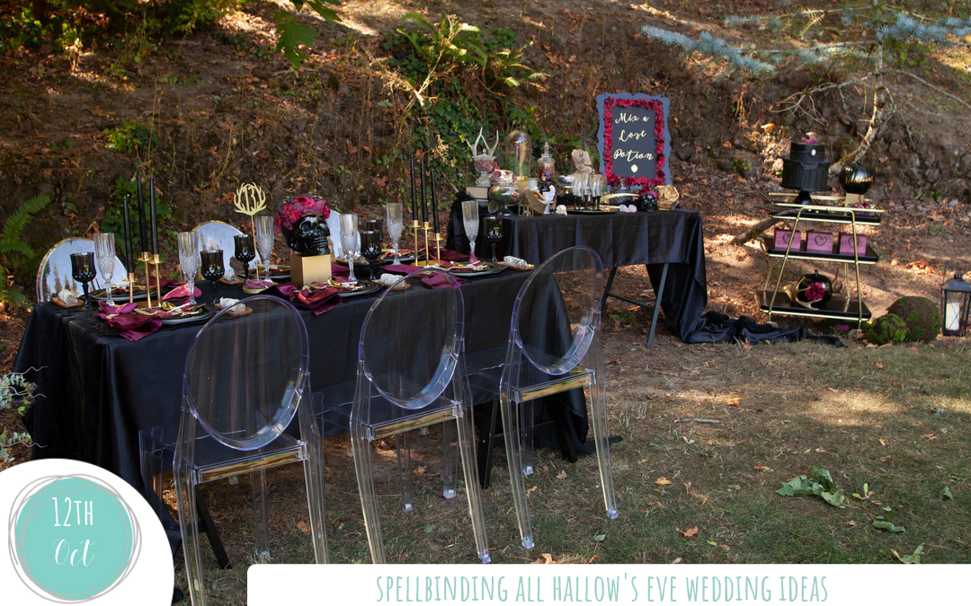 Spellbound Halloween Wedding