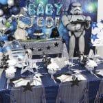 Baby Jedi Star Wars Shower