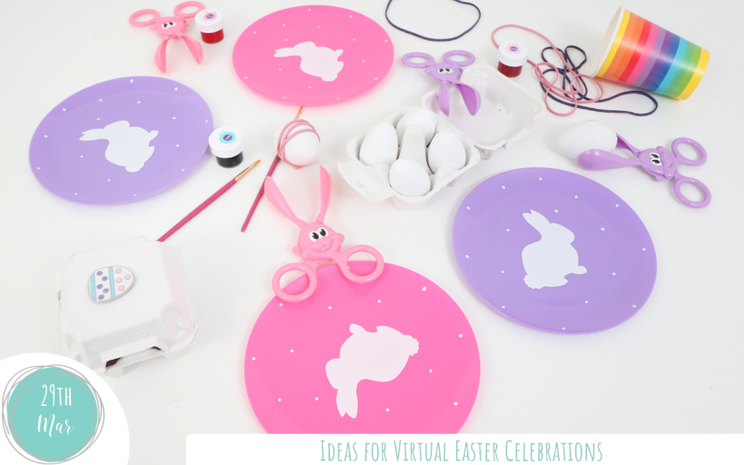 Ideas for Virtual Easter Celebrations with Friends and Family