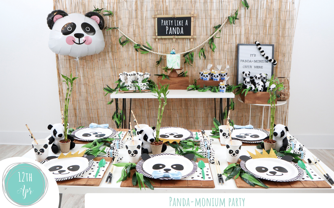 Panda-monium Party