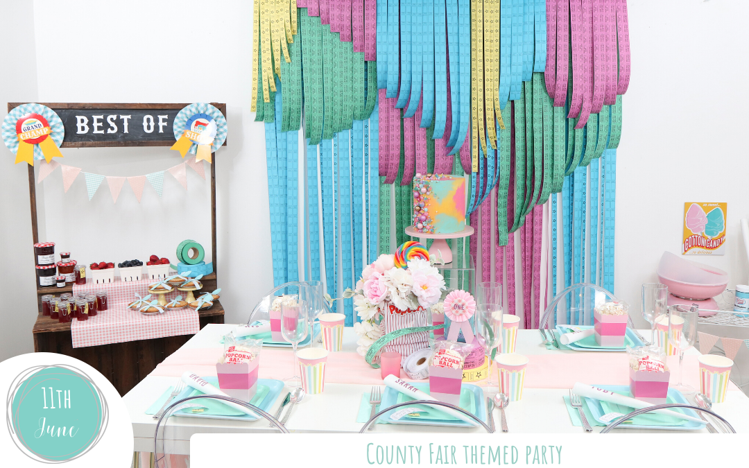 County Fair Themed Party