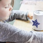 Easy Fourth of July Crafts - Tin Can Games