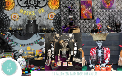 13 Halloween Party Ideas for Adults