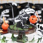 DIY Dinosaur Themed Halloween Party Decor