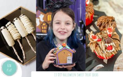 13 DIY Halloween Sweet Treat Ideas