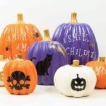 13 Easy No-Carve Pumpkin Ideas