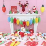 Merry and Bright Christmas Light Craft Party for Kids