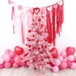Valentine's Day Tree Decorating Party