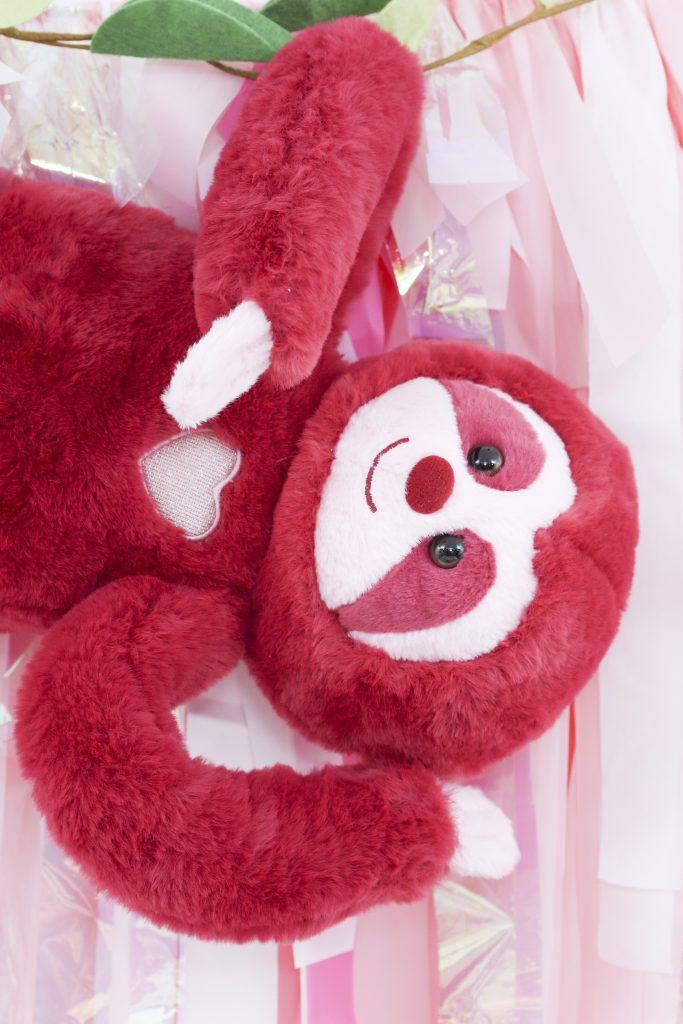 Pink Sloth Party for Kids - get details now at fernandmaple.com!