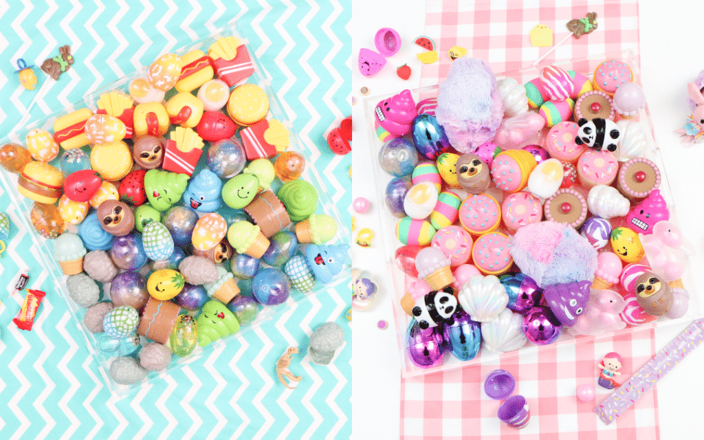 Easter Egg Surprise Treat Boards - get details and more Easter activity ideas now at fernandmaple.com!