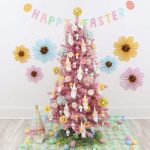 Gnome-Themed Easter Tree Decorating Ideas