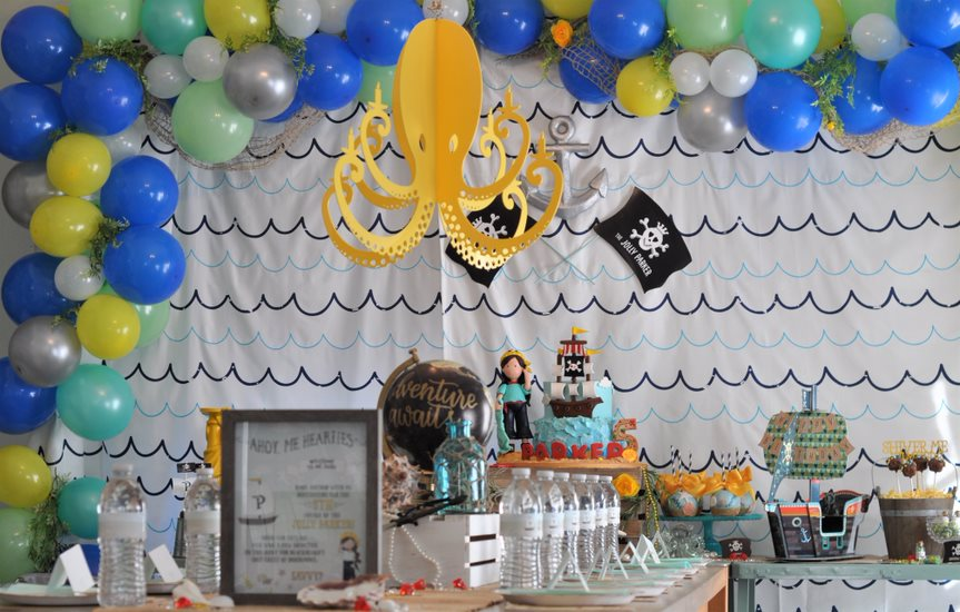 How to Plan the Perfect Pirate Party for Kids