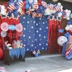 4th of July Patriotic Block Party Ideas